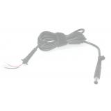 Шнур сетевой для зарядных устройств Apple 1.2 м. белый, европакет