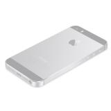 Задняя крышка (стекло) для Apple iPhone 8 (4.7) белая Original