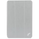 Чехол Book Cover для Samsung P6800 раскладной, серебристый