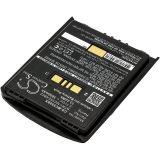 Аккумуляторная батарея (аккумулятор) BTRY-MC55EAB00 для Motorola Symbol MC55, MC55A0, MC5590 3.7V 3600mAh (Cameron Sino)