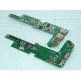 Разъем для ноутбука HY-AC034 ACER ASPIRE 4220 4320 4520 c USB платой