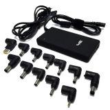 Универсальный блок питания (сетевой адаптер) TopOn для ноутбуков и нетбуков 90W USB Slim