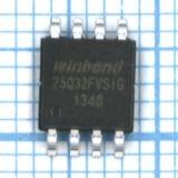 Микросхема ПЗУ W25Q32