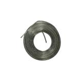 Припой-спираль ПОС-61 с канифолью  диам. 0,8 мм (1метр)