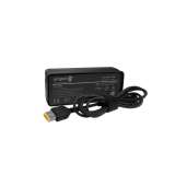 Блок питания (сетевой адаптер) Amperin AL-LI65A для ноутбуков Lenovo 20V 3.25A 65W прямоугольный черный, с сетевым кабелем