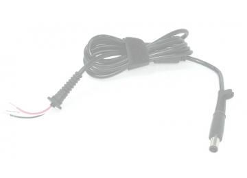 Шнур сетевой 1.6 м. для аудио-видео, ноутбуков, разъем двойной + -