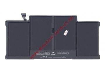 Аккумуляторная батарея (аккумулятор) A1496 для ноутбука MacBook Air 13