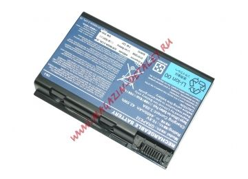 Аккумуляторная батарея (аккумулятор) BATBL50L6 для ноутбука Acer Aspire 3100, 3690, 5100, 5110, 5515, 5610, 5610Z, 5630, 5650, 5680, 9110 11.1V OEM