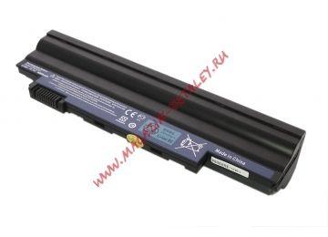 Аккумуляторная батарея (аккумулятор) для ноутбука Acer Aspire One D255, D257, D260, D270, Happy, Happy 2 eMachines 355 350 6600mAh OEM