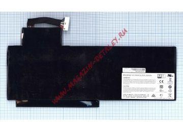 Аккумуляторная батарея (аккумулятор) BTY-L76 MS-1771 для ноутбука MSI GS70 11.1V 58.8Wh Premium