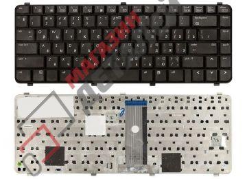 Клавиатура для ноутбука HP Compaq 510 515 610 615 черная - купить в Москве за 665 р.