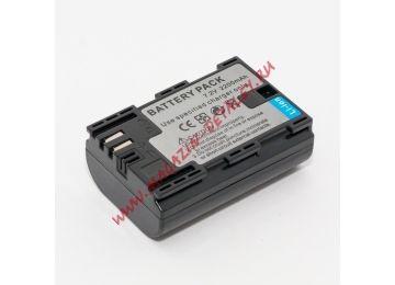 Аккумуляторная батарея (аккумулятор) LP-E6 для Canon EOS 5D Mark III, 5D Mark II DSLR, 7D DSLR, 60D