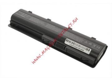 Аккумуляторная батарея (аккумулятор) для ноутбука HP G6-1000 G72 G62 G7-1000 G7-2000 DV6-3000 DV6-6000 4400mah OEM
