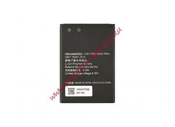 Аккумулятор для Huawei E5573/Wi-Fi роутера Мегафон MR150-3 (HB434666RBC) (VIXION)