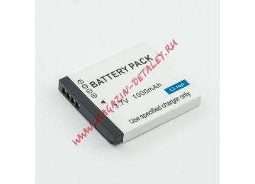 Аккумуляторная батарея (аккумулятор) DMW-BCK7 для Panasonic Lumix DMC-FH, DMC-FP, DMC-FS, DMC-FT, DMC-FX, DMC-S, DMC-SZ, DMC-TS
