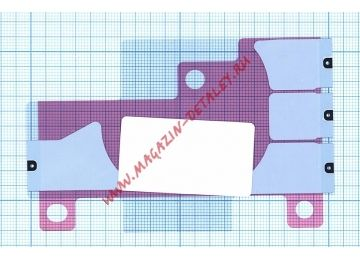 Наклейка (sticker) фиксации аккумулятора для iPhone X
