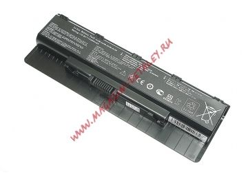 Аккумуляторная батарея (аккумулятор) A32-N56 для ноутбука Asus N46 N56 N76 4400mah OEM