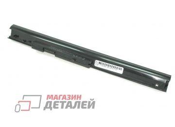 Аккумуляторная батарея (аккумулятор) LA04 для ноутбука HP Pavilion 14-n000, 15-n000, 15-n200 2600mAh OEM Black - купить в Москве за 1 190 р.