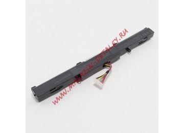 Аккумуляторная батарея (аккумулятор) A41-X550E для ноутбука Asus X450J, X450JF, X550E, 14.4V OEM