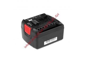 Аккумулятор для Bosch 14.4V 3.0Ah (Li-Ion) GSR 14.4-2 LI, GDR 14.4 V-LI, 25614-01 Series. 2607336078, BAT607. - купить в Москве и России за 2 740 р.