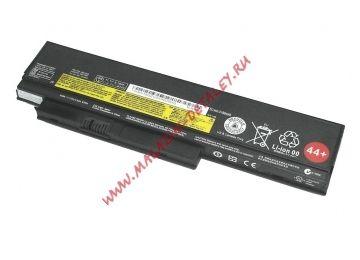 Аккумуляторная батарея (аккумулятор) Thinkpad Battery 44+ для ноутбука Lenovo ThinkPad X220, X220i, X230 44Wh черная Premium