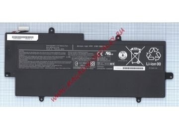 Аккумуляторная батарея (аккумулятор) PA5013U-1BRS для ноутбука Toshiba Portege Z830 Z930 47Wh черная Premium