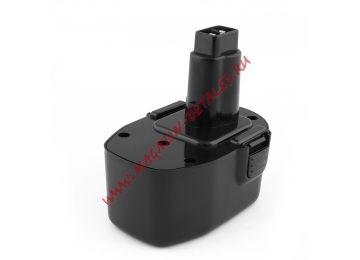 Аккумулятор для Black & Decker (PN: A9262, A9276, PS140, A9267) 14.4V 1.3Ah (Ni-Cd)