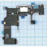 Шлейф с разъемом питания (Dock Connector) для Apple IPhone 5 белый