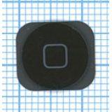 Кнопка HOME для Apple iPhone 5 черная