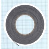 Скотч 3M двухсторонний для монтажа тачскринов, черный, ширина 2мм, длина 55м ORIGINAL