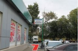 Выходите из метро Варшавская в сторону пригородных поездов