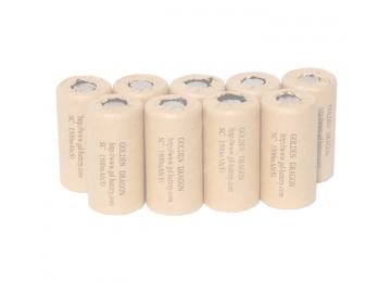 Батарейка CMOS CR2032 под пайку с загнутыми контактами