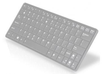 """Клавиатура для ноутбука Apple MacBook Air 11"""" A1370, A1465 черная, плоский Enter"""