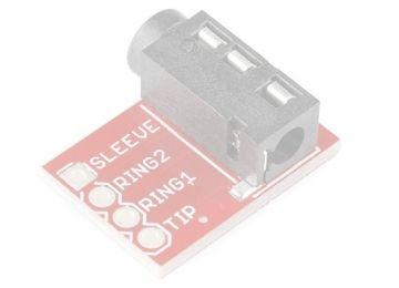 Разъем Audio Dock Connector Audio jack PJ358