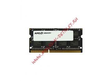 Модуль памяти AMD R532G1601S1S-UO DDR-III SODIMM 2Gb PC3-12800