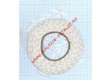 Скотч 3M двухсторонний для монтажа тачскринов,  прозрачный, ширина 3мм, длина 55м ORIGINAL
