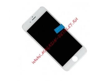 Экран в сборе (матрица + тачскрин) для Apple iPhone 6S AAA белый
