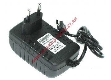 Блок питания (сетевой адаптер) AC 5V 3A mini-USB
