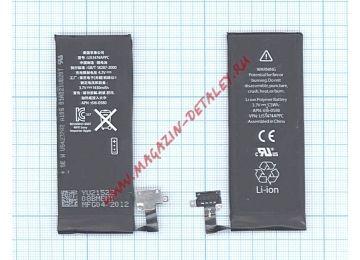 Аккумуляторная батарея для Apple iPhone 4S  3,7V 5.3Whr