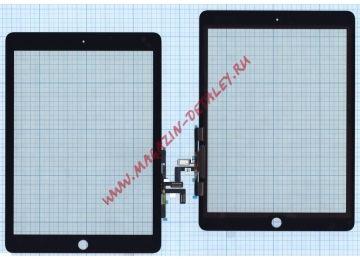 Сенсорное стекло (тачскрин) для Apple IPad Air 5 черное